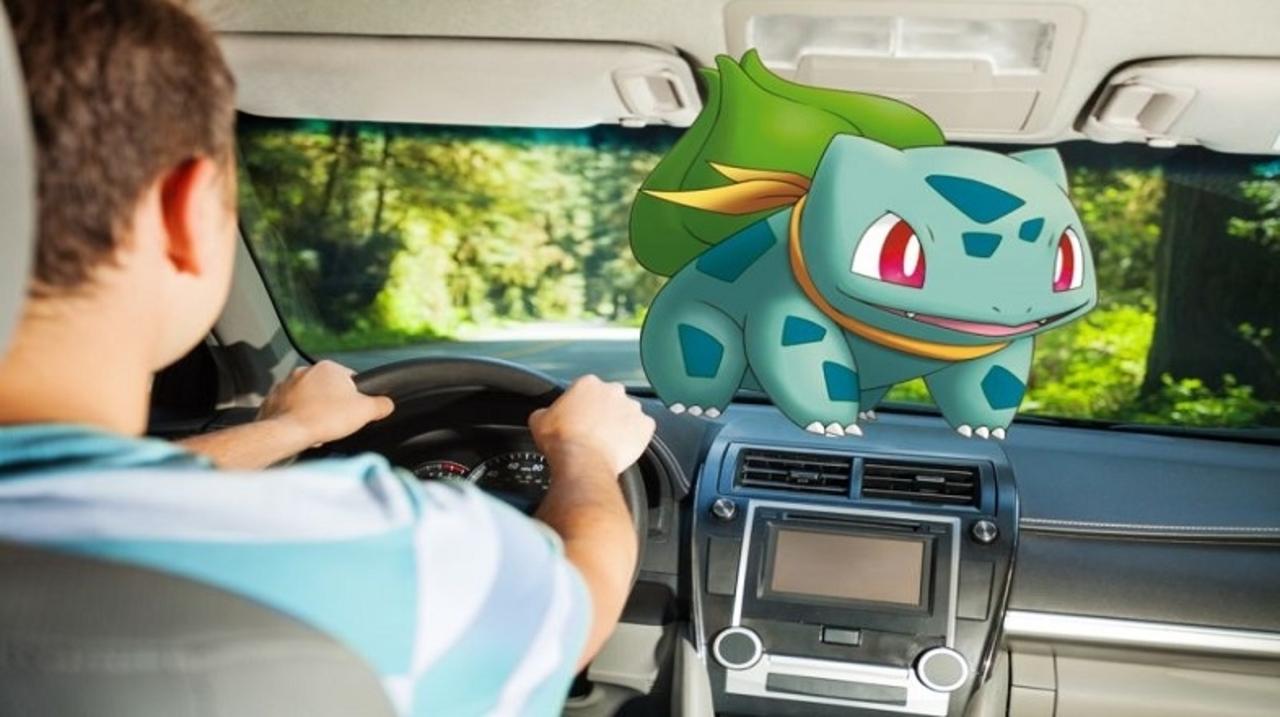 ラクしてポケストップ巡り。UberタイプのPokemon GOプレイヤー用乗車サービスが誕生