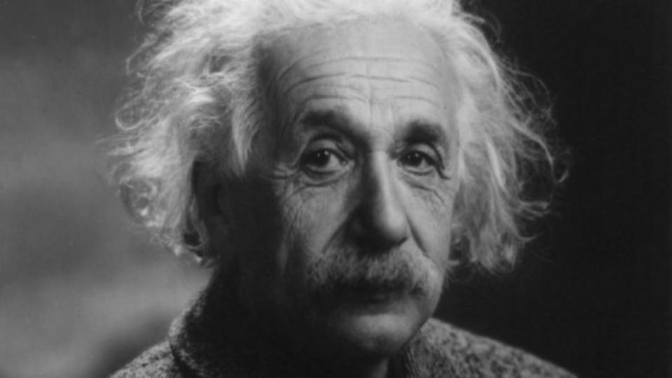 アインシュタインの愛した革ジャン、1500万円超えで落札