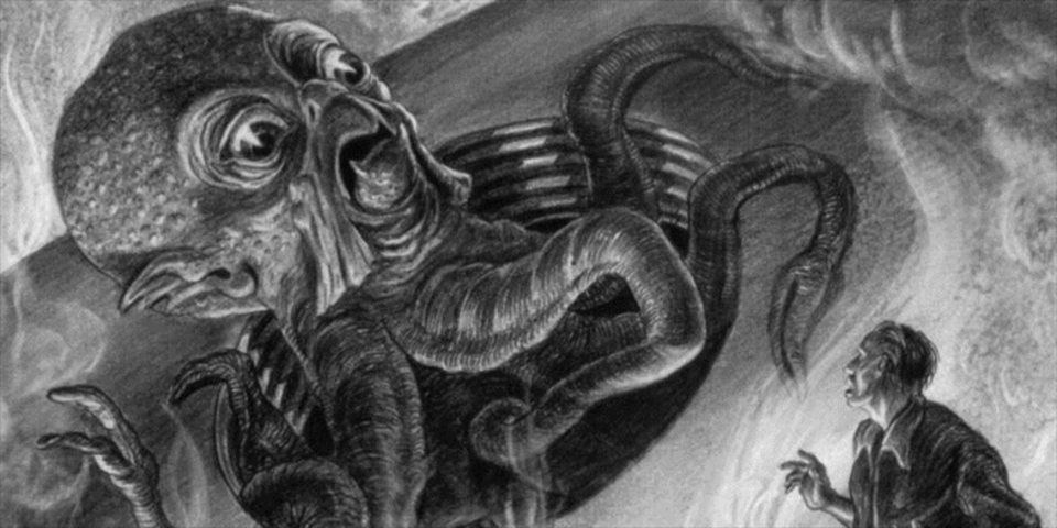 特撮の神様、レイ・ハリーハウゼン作の「宇宙戦争」のコンセプト映像