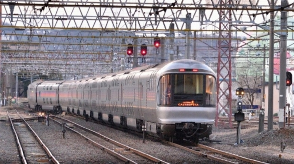ふたつの憧れと旅しよう「カシオペア+新幹線はやぶさ号」で行く函館の旅