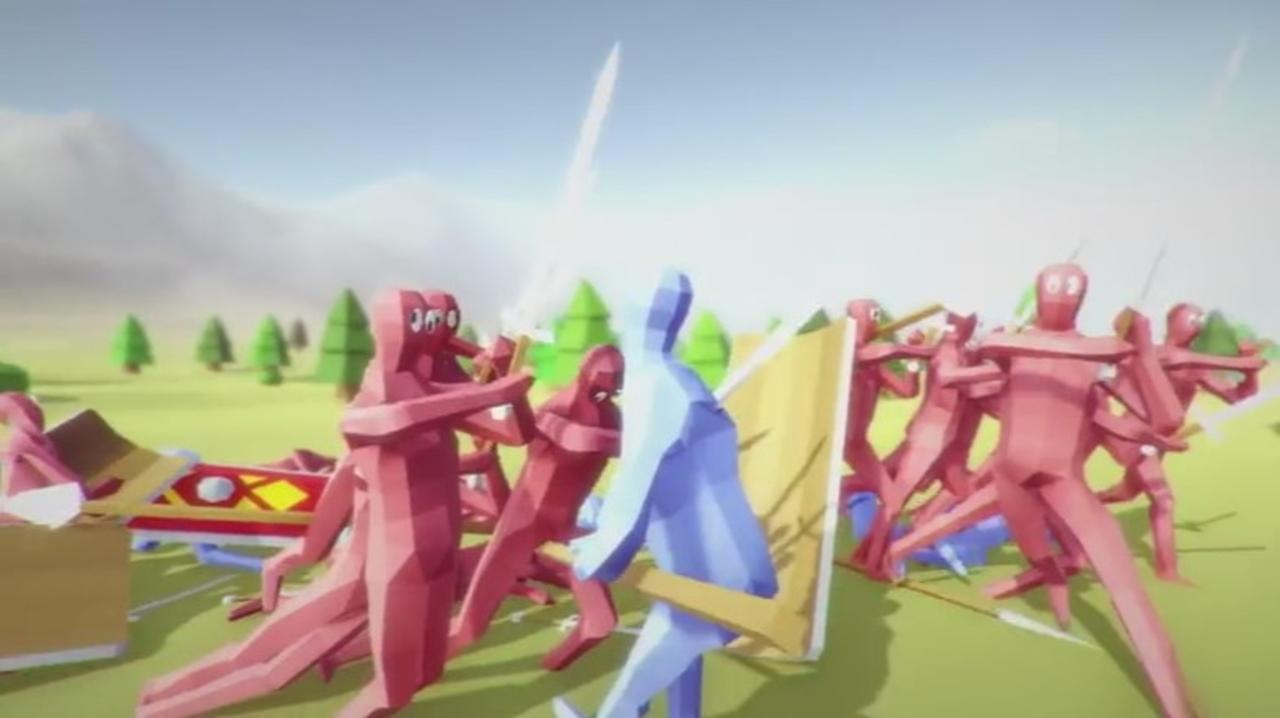 史上最もおバカなゲームかもしれない「超正確な戦闘シミュレーター」