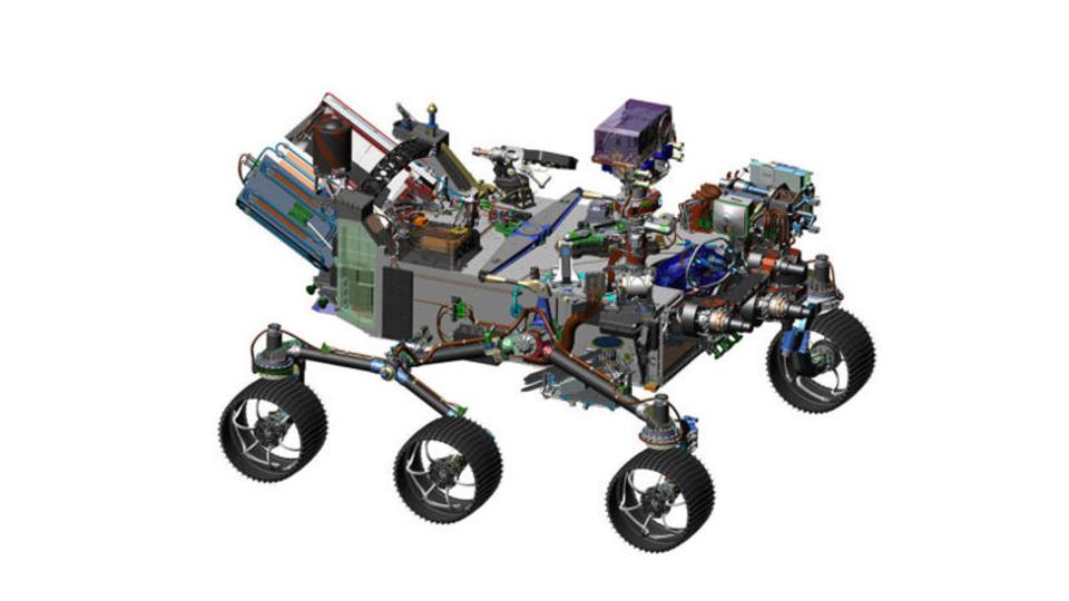 打ち上げは2020年。これがNASAの新火星探査機だ!