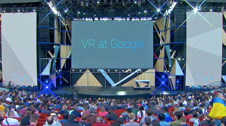 Google、スタンドアローン型VRヘッドセットを(やっぱり)開発中