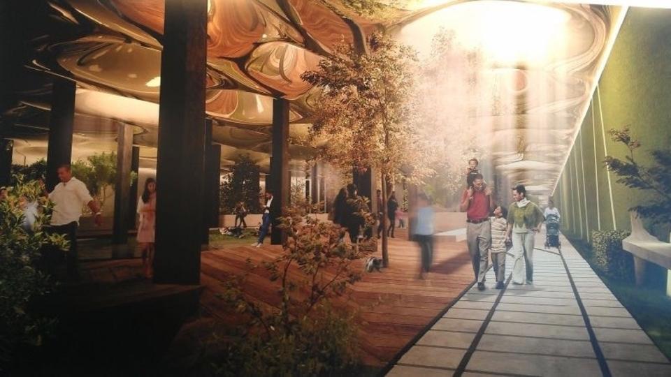 マンハッタンの地下公園「ロウライン」計画が市から承認される。建設資金10億円を集められるか