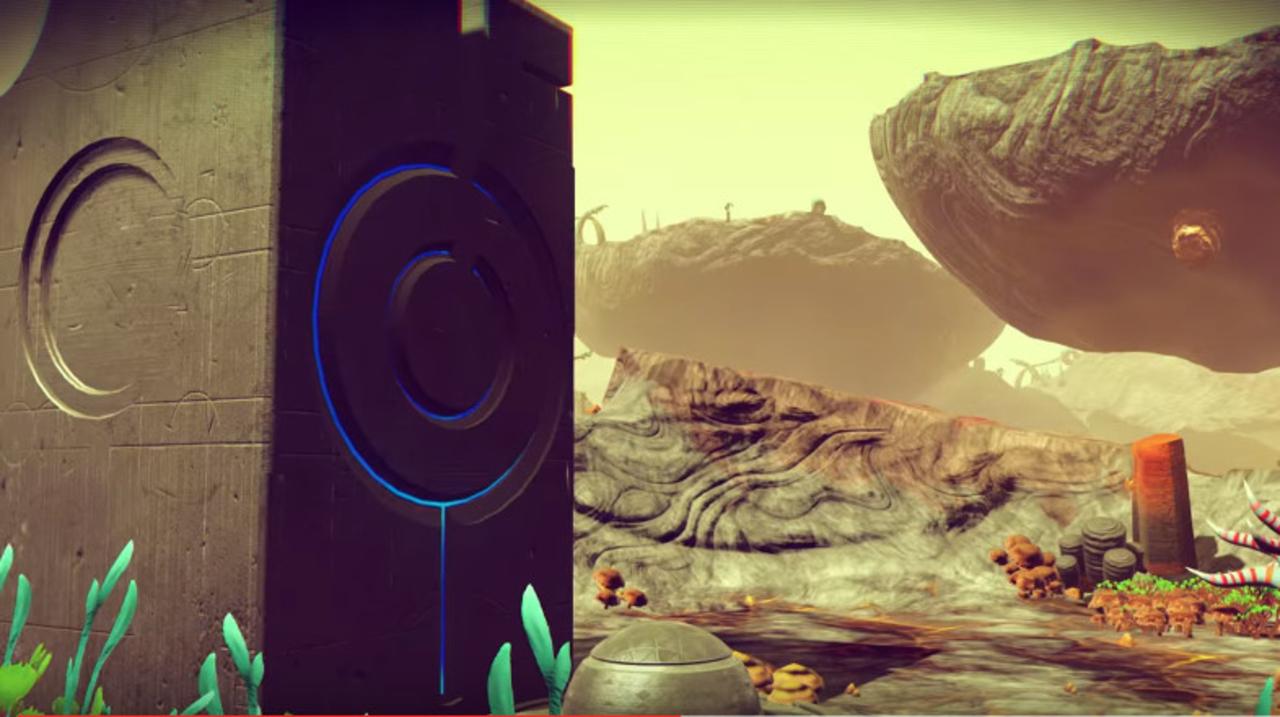 宇宙船で1800京個の惑星を冒険するゲーム「No Man's Sky」のトレーラー映像