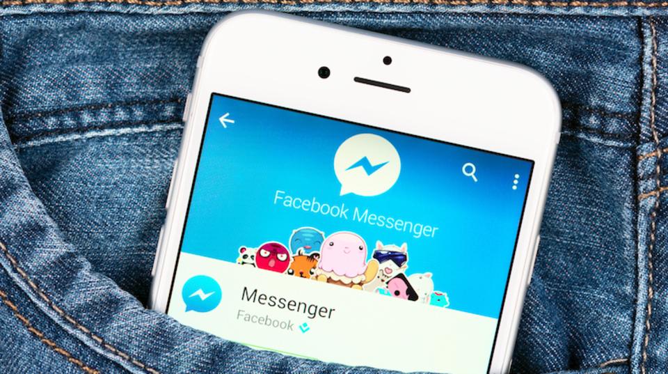 Facebookの「Messenger」が(ある意味強制的に)月間10億アクティブユーザー達成!