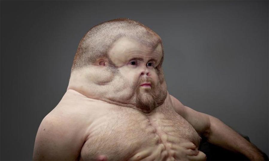 人間が交通事故に耐えられる体に進化したら、こうなる