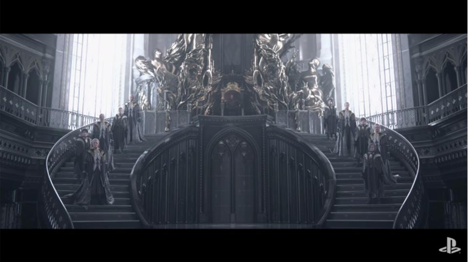 FFXVに備えろ! 映画「KINGSGLAIVE FINAL FANTASY XV」の予告編映像が公開