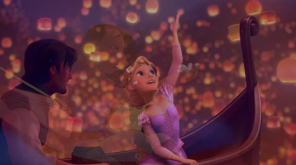 20のディズニー映画を詰め込んだ、夢のマッシュアップ「Fan.tasia」