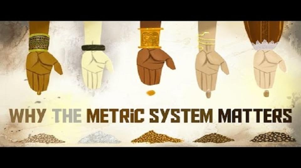 ポケモンGOにも採用されて必死に学習され始めたメートル法の歴史