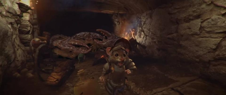 中世のネズミが主役、「ゴースト・オブ・ア・テール」がやっとSTEAMに登場