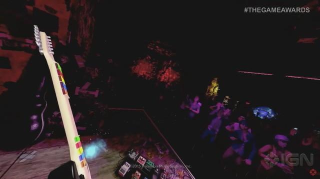 ロックバンド VR ドラゴンフォース