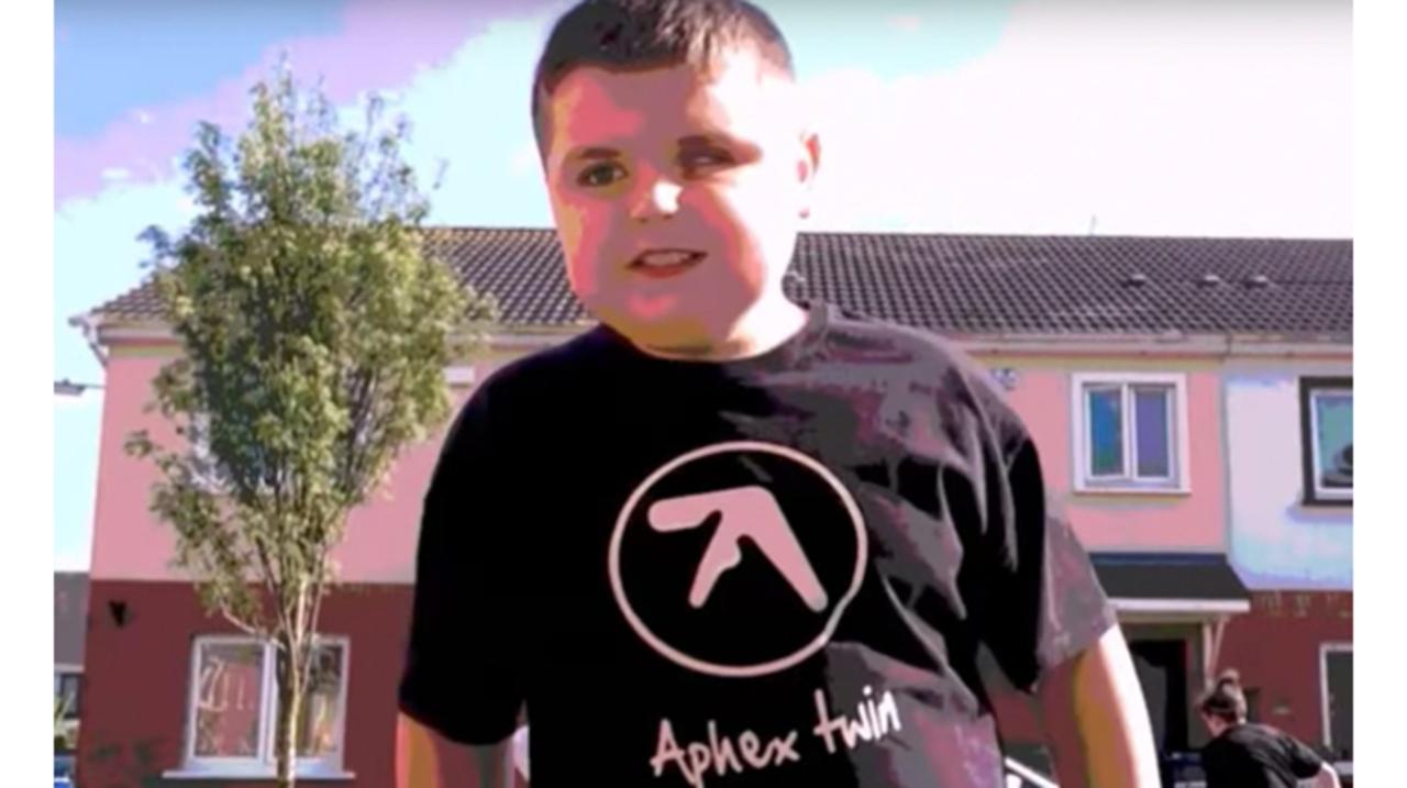 エイフェックス・ツインの新曲MVを作った少年と、その母親が語る制作秘話