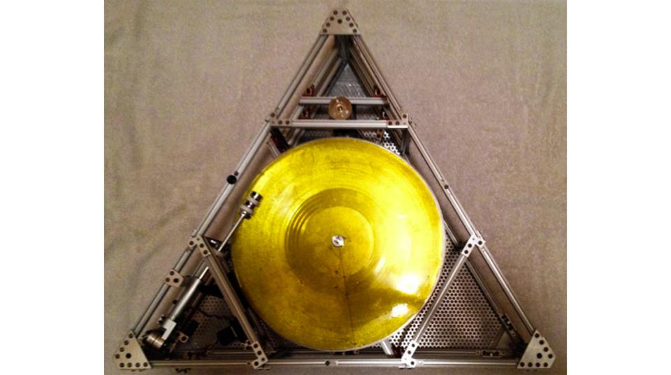 ジャック・ホワイト、前人未到の宇宙でのアナログレコード再生に挑む