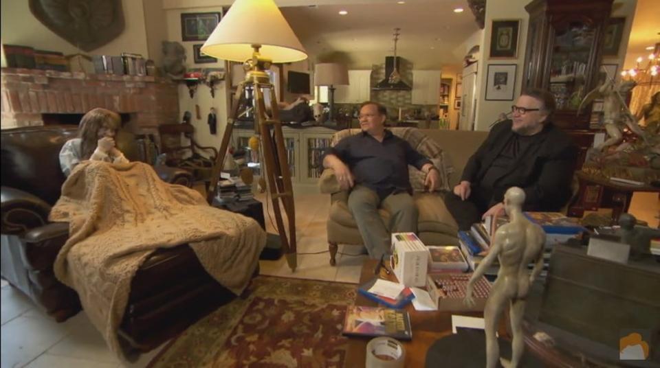 映画ファンには夢の国のようなギレルモ・デル・トロの家を訪問