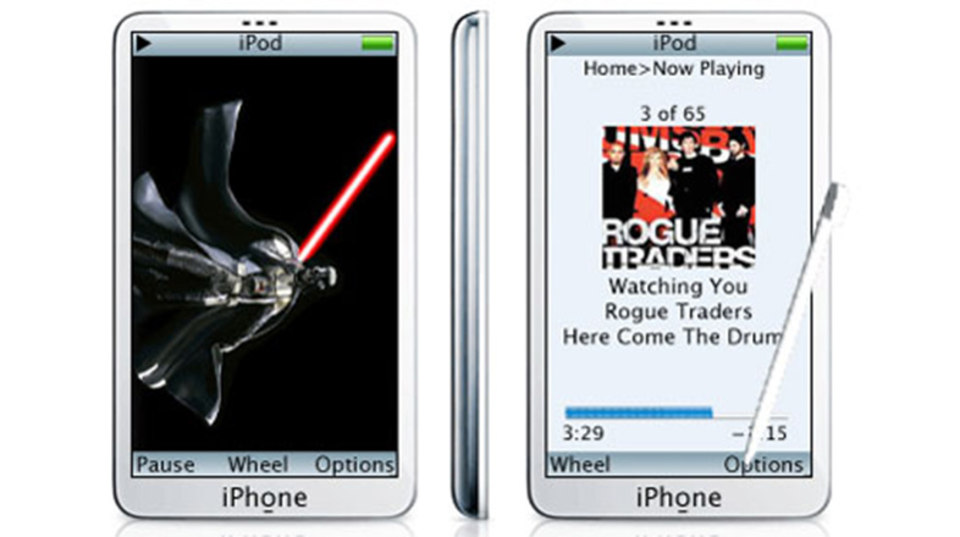 【10周年プレイバック】タッチスクリーン型iPod、11月に発売か?
