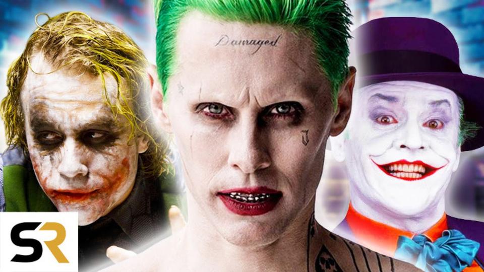 永遠のヴィラン。映画&TVにおける「ジョーカー」の変化の歴史