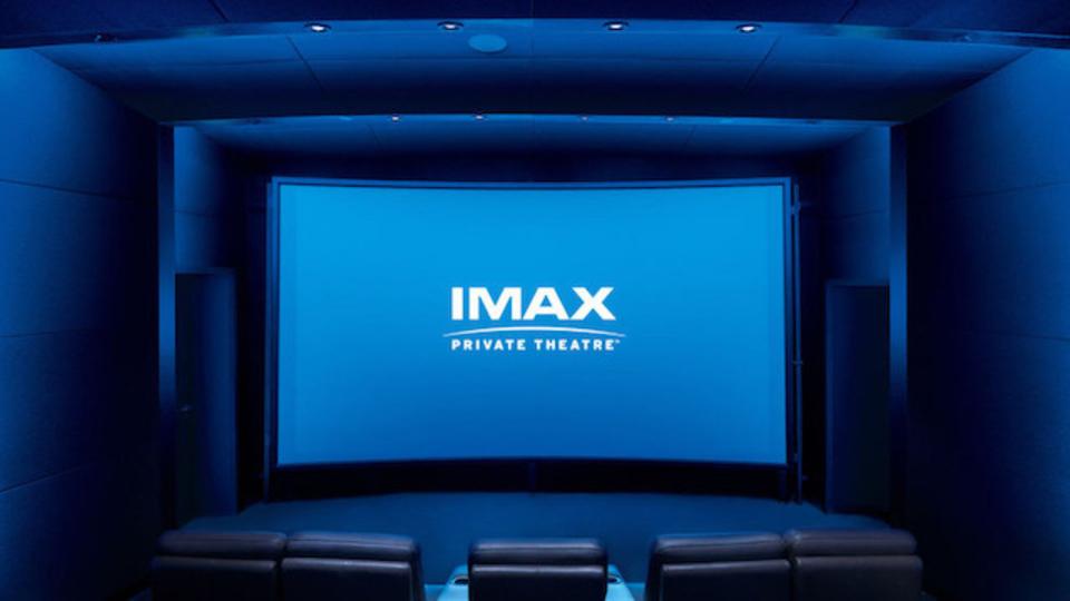 自宅を本物の映画館に。IMAXが40万ドルでその夢叶えます