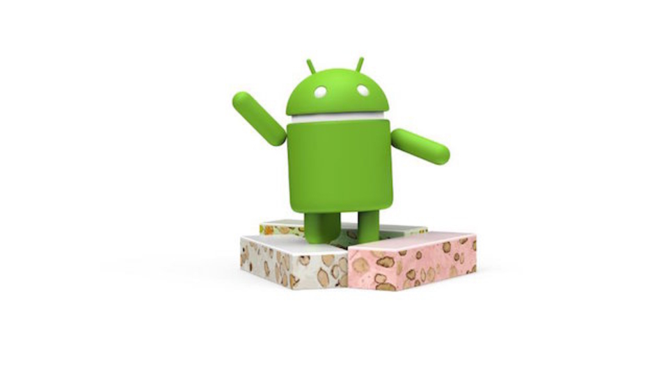 Android NはNougat(ヌガー)に正式決定!