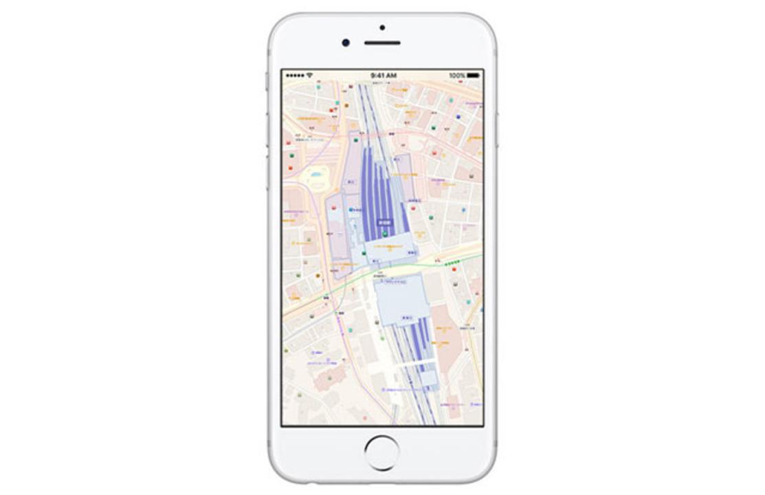 Appleの地図アプリ、国内乗換案内にiOS 10で対応へ