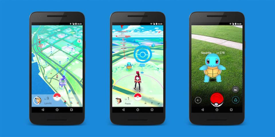 Pokemon GOやり放題! T-Mobileが1年間の通信し放題を発表