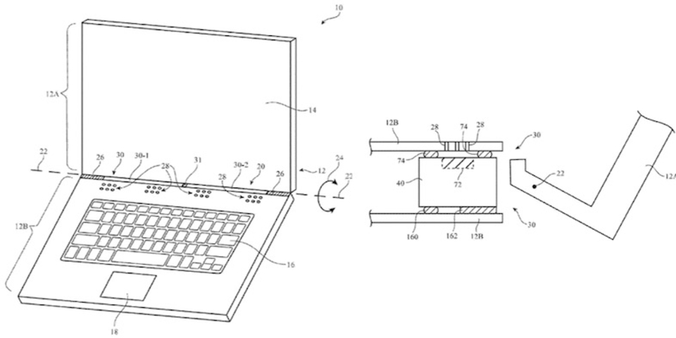 MacBookのLTEモデルが計画中?Appleが新特許を取得
