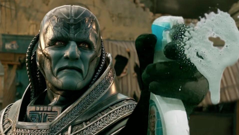 超カオス版「X-MEN:アポカリプス」予告編の合成技術が壮観