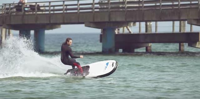 サーフィン ジェットスキー Lampuga Air