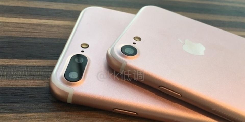 ちょい早め? iPhone 7は9月9日に予約開始かも
