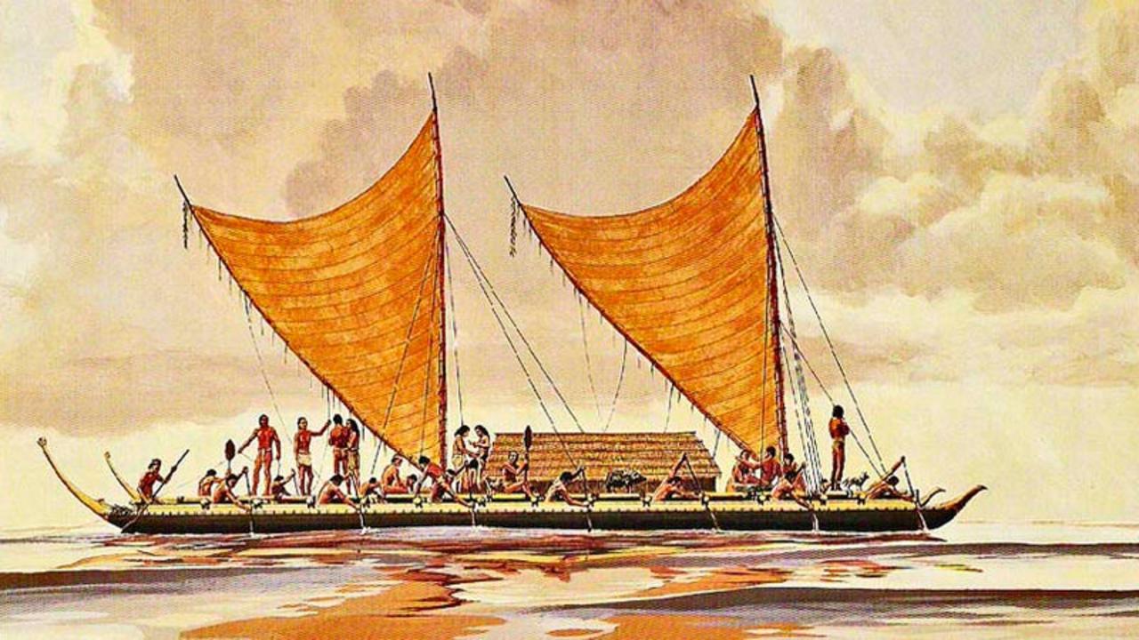 サモア人がポリネシア諸島に定住できたのは「肥満遺伝子」のおかげ