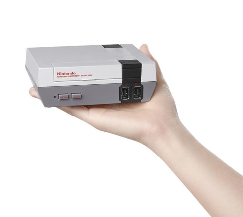 任天堂最新の据え置きゲーム機は30in1なNES!