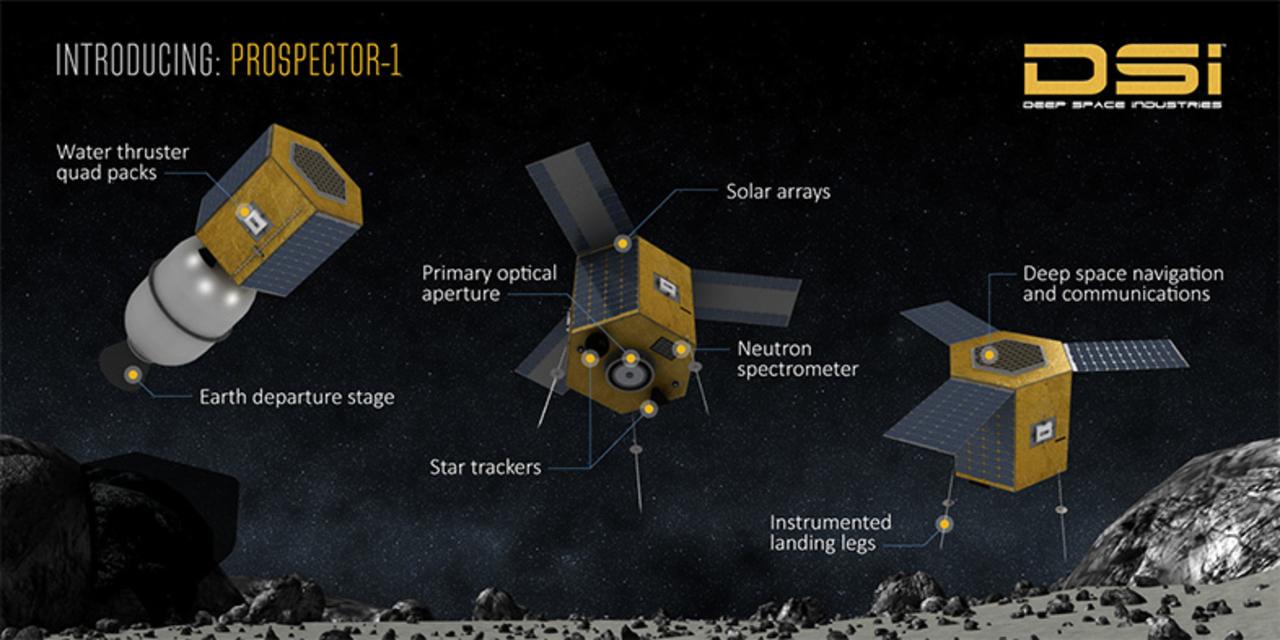 3年後には新たな宇宙ビジネスとして「小惑星採掘」がはじまるかも