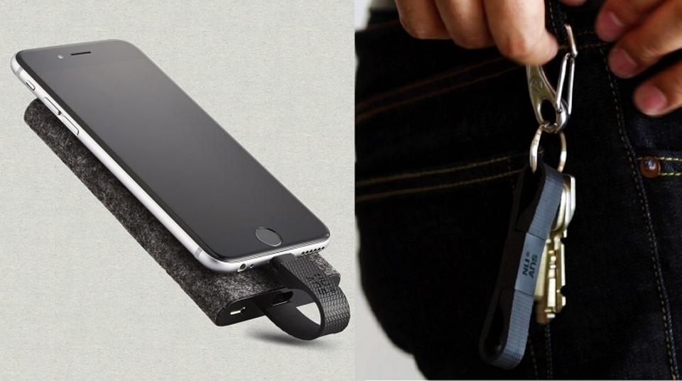 スタイリッシュにポケモンGOしたい! 機能性に満ち溢れたモバイルバッテリー&ケーブル 「NuAns」