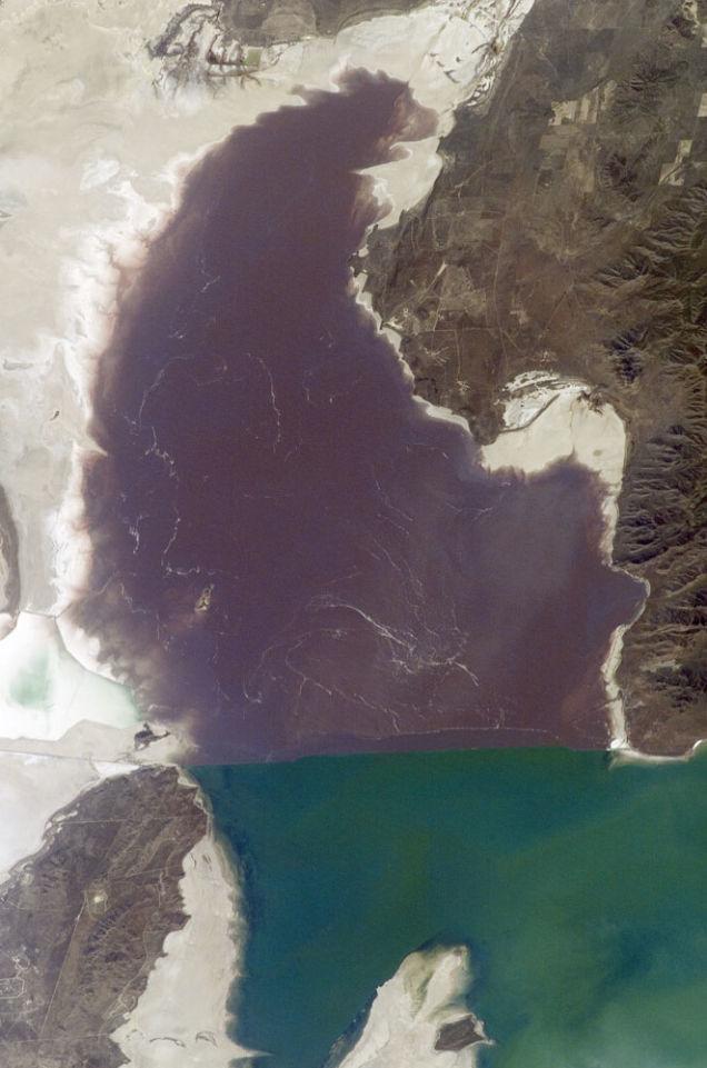 グレートソルト湖の画像