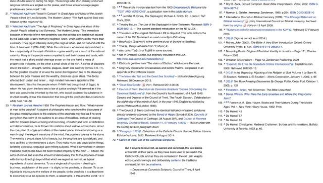 1聖書のwikipedia
