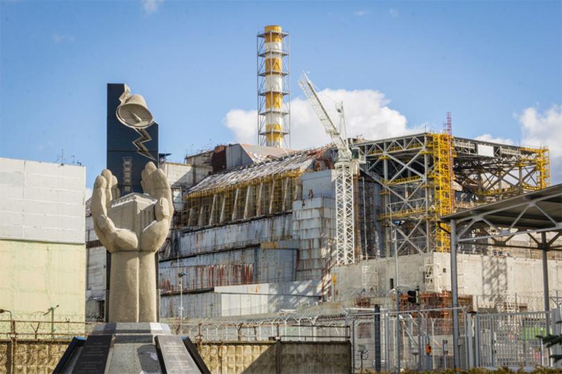 チェルノブイリの太陽光発電システム設置計画、年末までに大きく前進かも