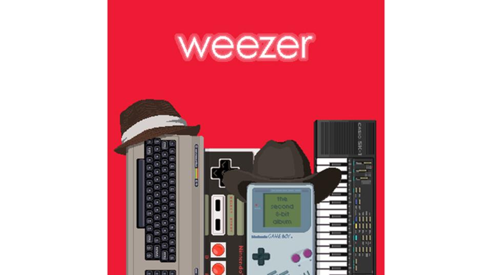 たっぷり8-bit。Weezerのチップチューンアレンジ・コンピレーション