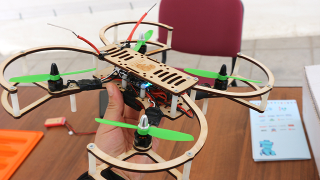 CleverDroneのドローン