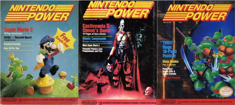 ビバ80's! 米国のファミコン雑誌「ニンテンドー・パワー」145号までが無料で読めるように