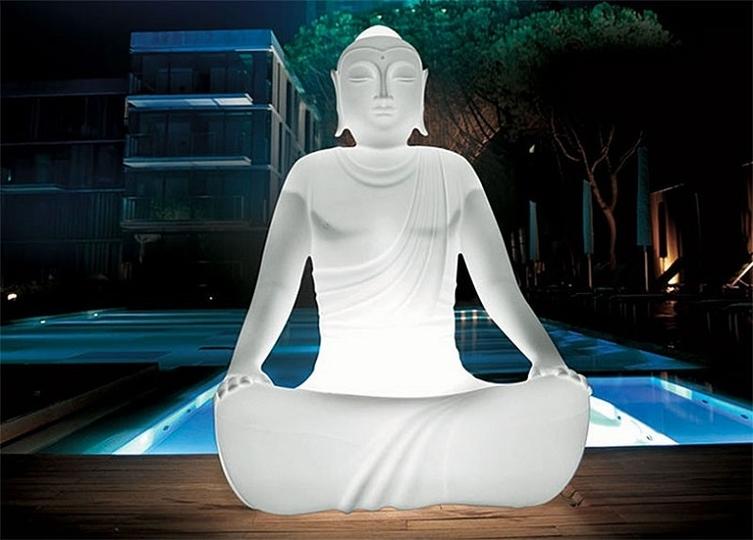 瞑想のおともに。お釈迦様の膝に座ってみませんか?
