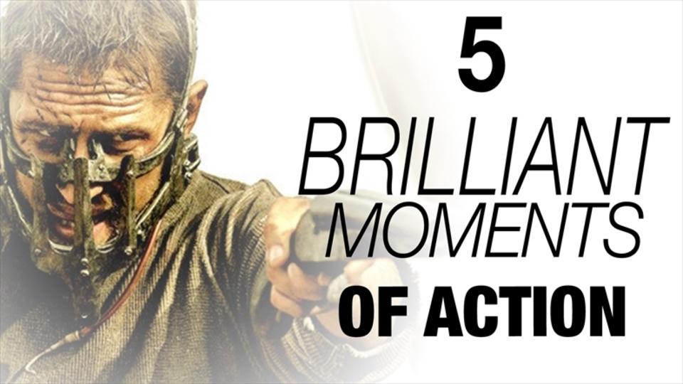 映画史に残る5つのアクションシーンがすばらしい理由