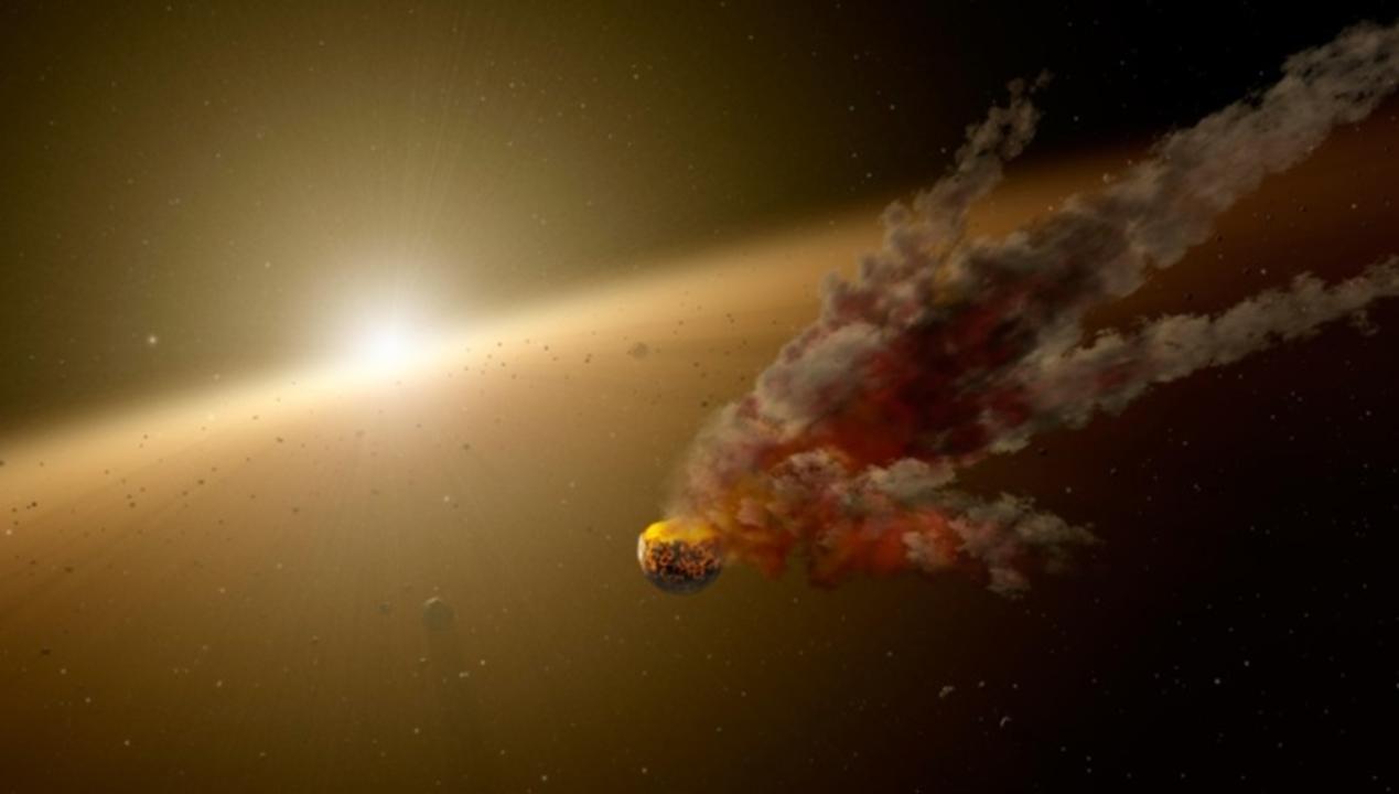 あのダイソン球と騒がれた星の謎がまた復活