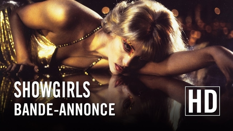 伝説のバーホーベン監督映画「ショーガール」の4Kリマスター版が公開&発売
