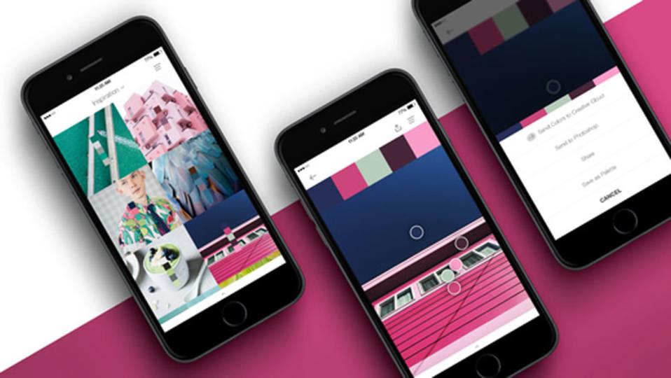 世界は色の見本帳である。Pantoneから色識別多機能アプリ「Pantone Studio」が登場