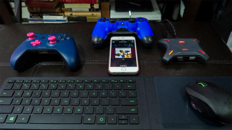 PS4やXbox OneでのFPSプレイを大変革するUSBハブ、Xim4
