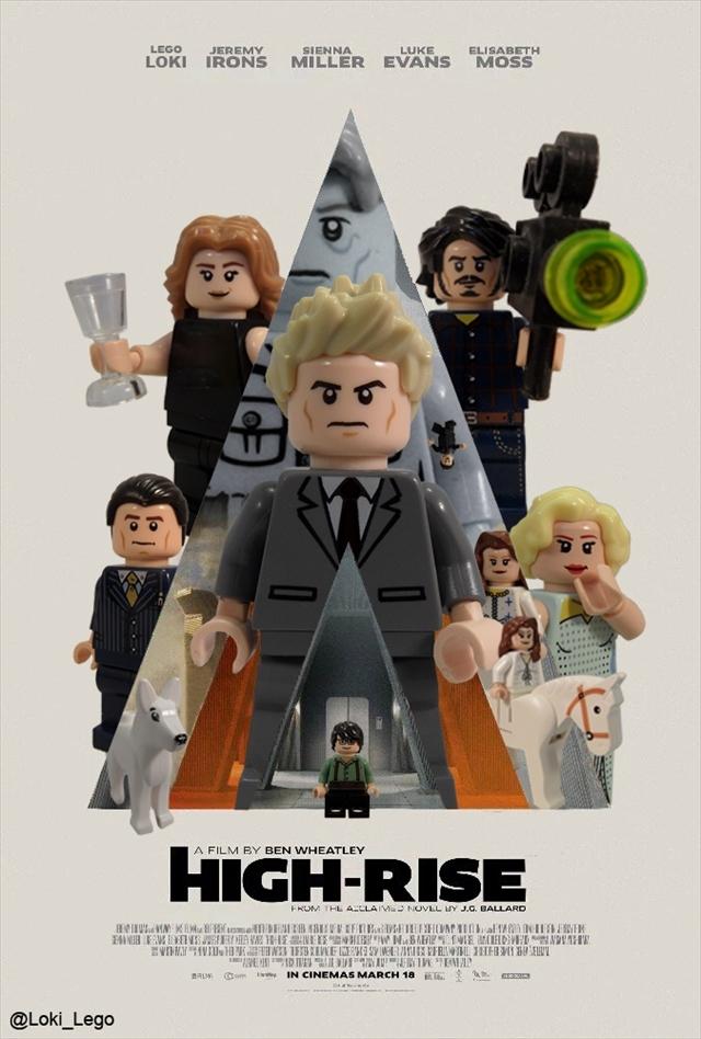 レゴ版ポスター