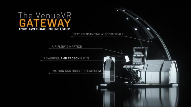 VenueVR Gateway