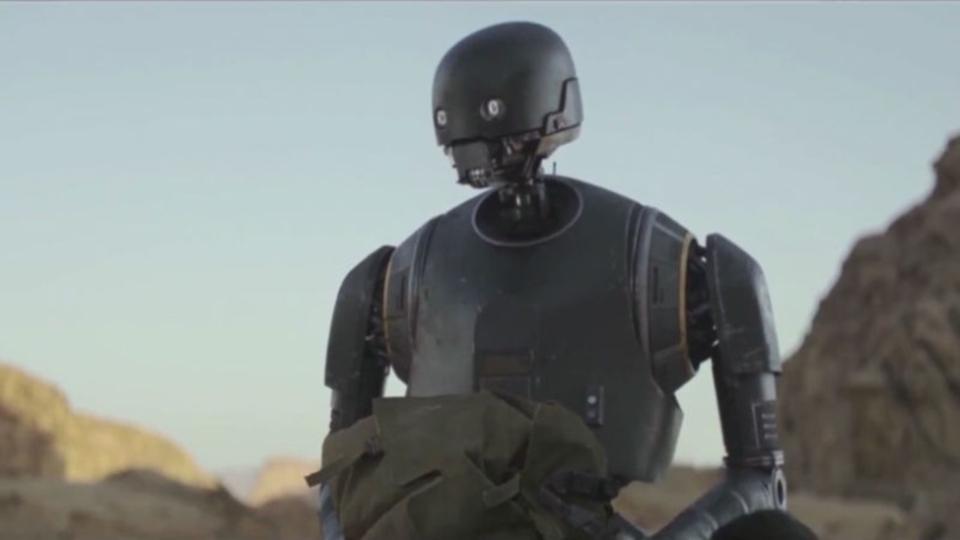 SW最新作「ローグ・ワン」に登場する新ドロイド「K-2SO」についてわかっていること