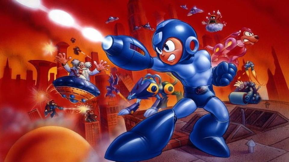 3D化した「ロックマン」と「ロックマン2」が遊べるぞ!