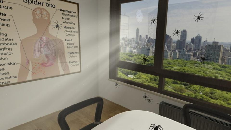 【考察】仮想空間で荒療治。VRは人々が持つ恐怖症の克服を助けるかも?